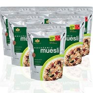 Brookfarm Gluten-Free Macadamia Muesli, Cranberry, 10.6 oz (300g), 6-Pack
