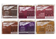 Jumpstart Bodyfuel All Natural Wheat Free Energy Bars Variety Pack, 1.7 Ounce (Pack of 12)