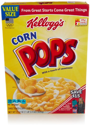 Corn Pops, 21.4 Oz