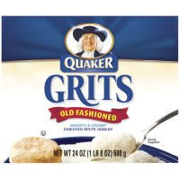 Pepsico Regular Whole Grits, 1.5 Pound — 12 per case.