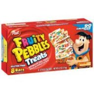 Post Fruity Pebbles Treats