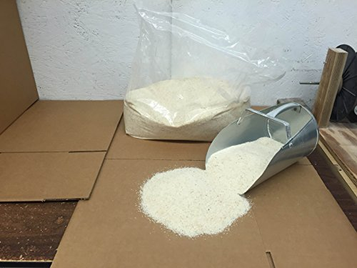 Palmetto Farms Bulk White Grits 25 Pounds – Non GMO – Naturally Gluten Free, Produced in a Wheat Free Facility – Grinding Grits Since 1934 …