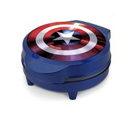 Marvel Captain America Shield Electric Waffle Maker