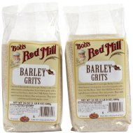 Bob's Red Mill Barley Grits/Meal – 24 oz – 2 pk