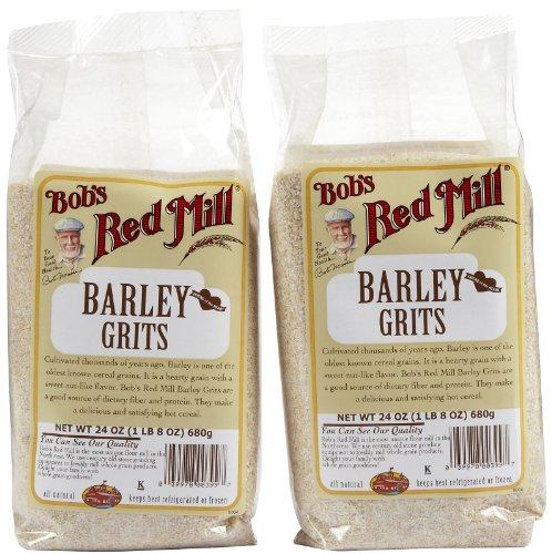 Bob's Red Mill Barley Grits/Meal – 24 oz – 2 pk