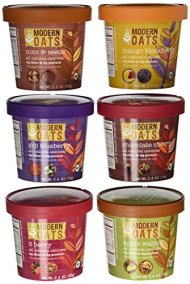Modern Oats All Natural Oatmeal Cups – Variety Pack – 2.6 oz – 12 pk