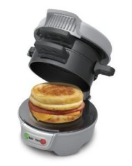 BREAKFAST SANDWICH MAKER (Pkg of 3)