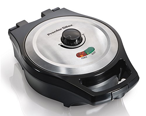 Proctor Silex 26044A Mess Free Belgian Style Waffle Maker