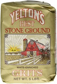 Yelton's Best Stone Ground White Grits – 5 lb