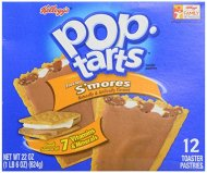 Pop-Tarts Kellogg's Frosted S'mores, 22 oz