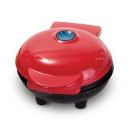 Dash DMW001RD Waffle Mini Maker, Small, Red