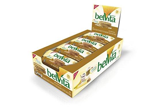 belVita Breakfast Biscuits, Golden Oat, 8 Count, 14.08 Ounce