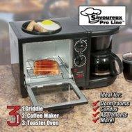 3-n-1 Breakfast Machine