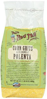 Bob's Red Mill Corn Grits/Polenta — 24 oz