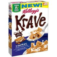 Kellogg's, Krave, S'mores Cereal, 11oz Box (Pack of 4)