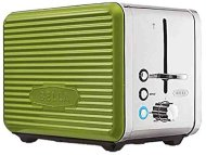 Bella 14174 Green Linea 2 Slice Toaster Green