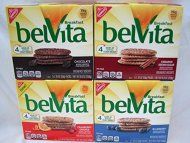 Nabisco Belvita Breakfast Biscuits Variety – 4 Items