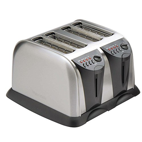 Hubert Heavy Duty 4-Slice Commercial Toaster