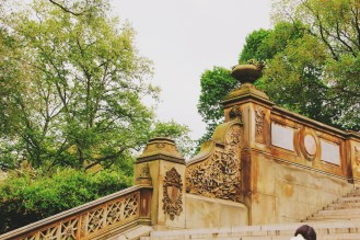 Staircase Details in Central Park