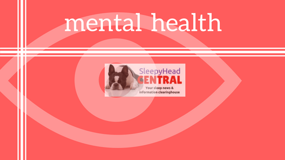 mental health page badge