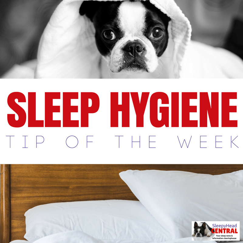 shc SLEEP HYGIENE MONDAY logo