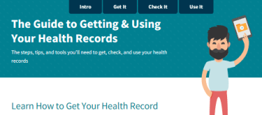 learning how to get your health record sleep study results