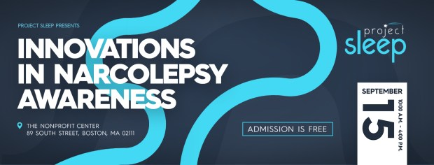 narcolepsy awareness project sleep