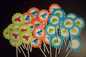 Dinosaur party theme
