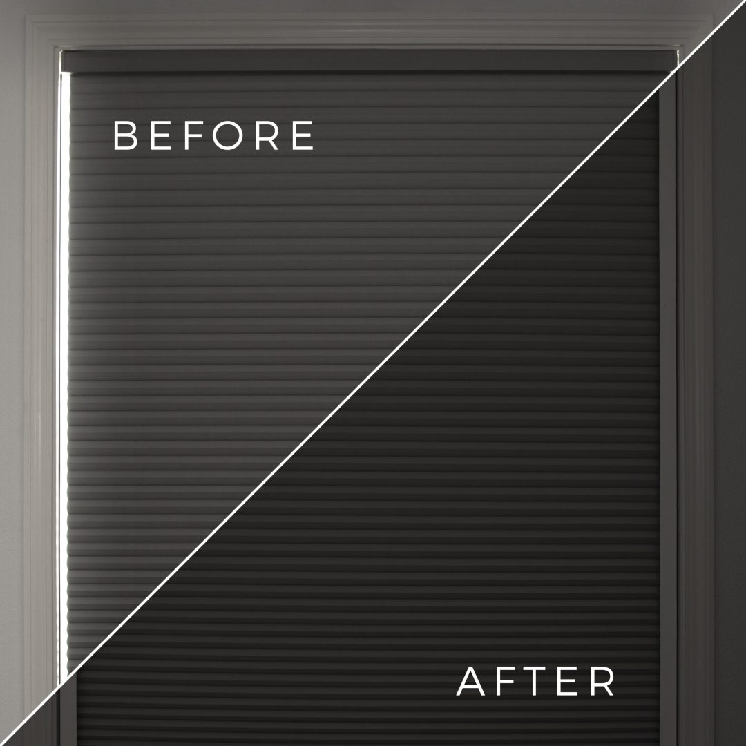 blackout blinds and shades