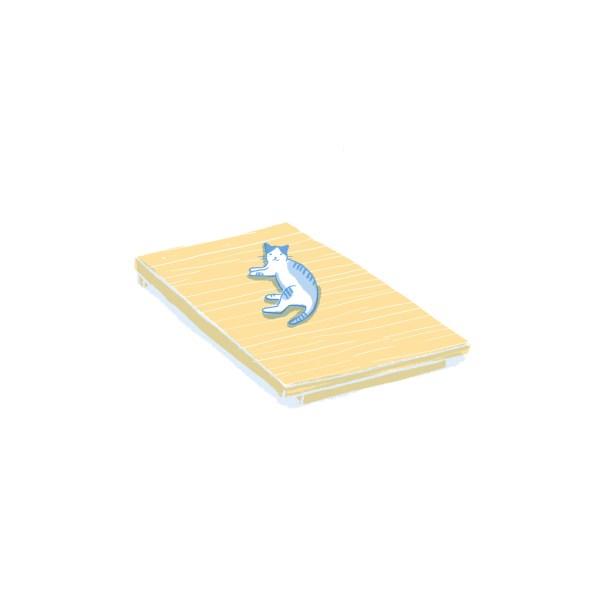 眠豆腐床架(無床頭板)|單人加大