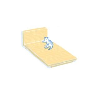 眠豆腐床架|單人加大