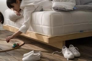 眠豆腐床墊|標準雙人