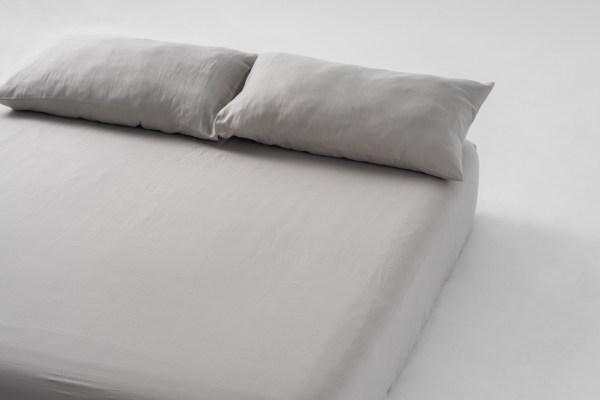 雙層紗/床包+枕套/標準雙人