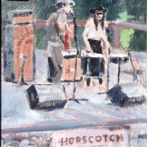 The Whaya's at Hopscotch