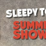 live blues summer shows from sleepy tom