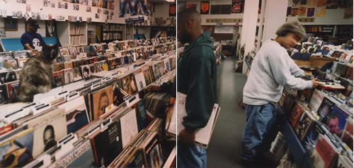 DJ Shadow and B+