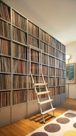 Have you got a picture of your record collection you'd like to share?