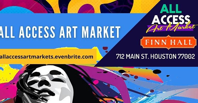 All Access Art Market: Finn Hall