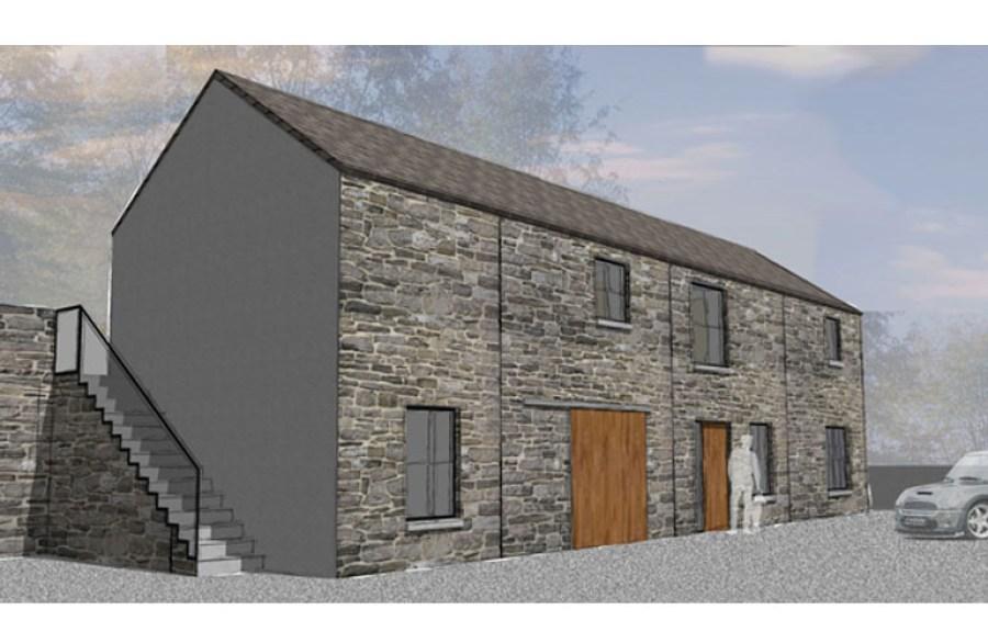 Barn Conversion Architects Northern Ireland