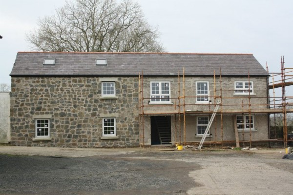barn conversion in broughshane