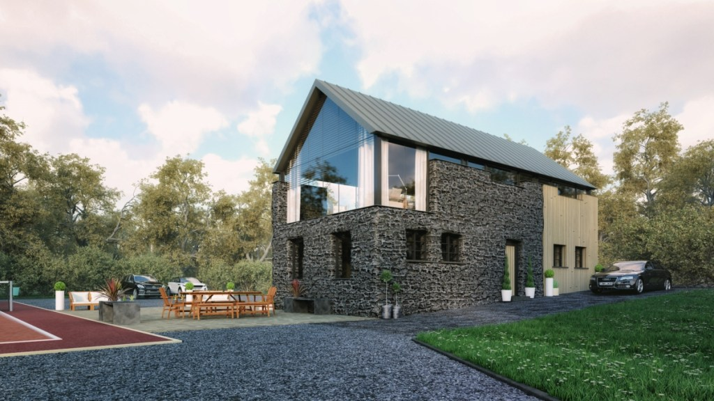 Ballymena Barn Conversion Architects