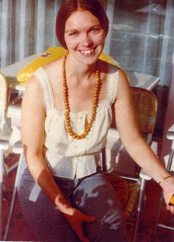 Karen Zerby circa 1970