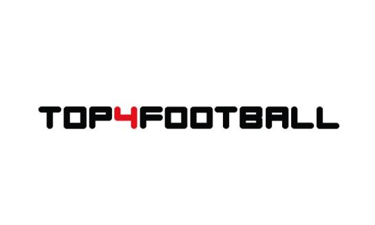 Top4football logo
