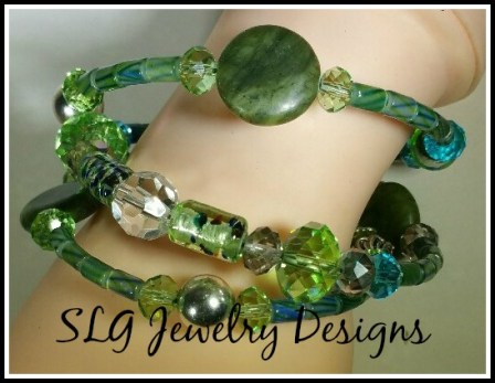 green memory braceletw border 3 - Copy
