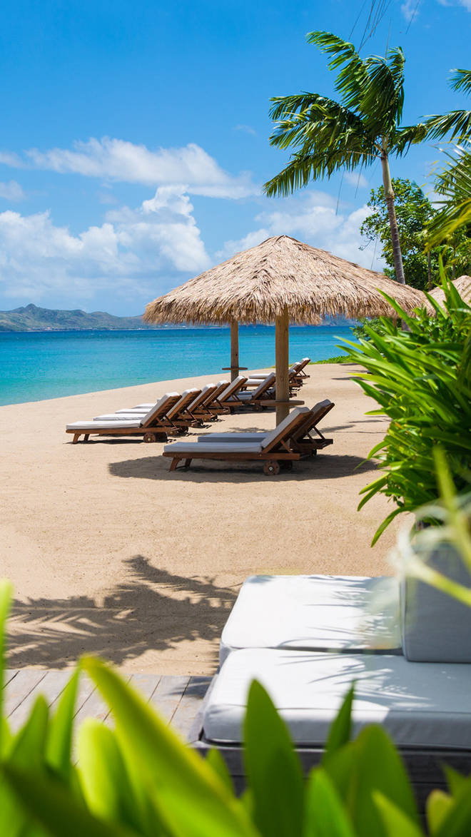 From a glass house on the beaches of mexico to a colorado mountain retreat designed out of a sheep wagon, these adventurous homeowners follow their dreams to build their own small slice of para. Paradise Beach Nevis Luxury Hotel In St Kitts Nevis Small Luxury Hotels Of The World