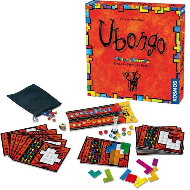 Ubongo! Image