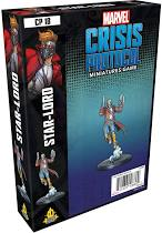 Marvel Crisis Protocol Miniatures Game Star-Lord Image