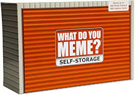 What Do You Meme Self Storage Image