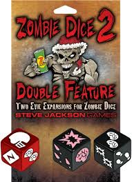 Zombie Dice 2 Double Feature Image