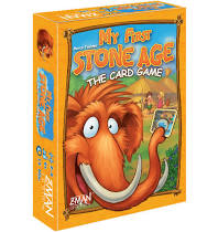 My First Stone Age The Card Game Image